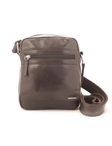 48144e3f2 Bolso bandolera Elegant marrón