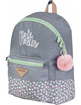 MOCHILA TEEN/AC (ADAPTABLE A CARRO)